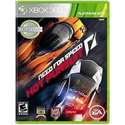 Need for Speed Hot Pursuit X360 używana ENG