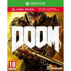 Doom UAC Pack XONE używana ENG