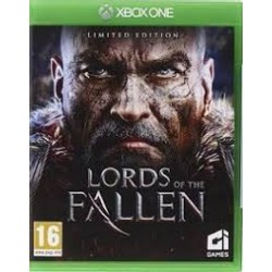Lords of the Fallen XONE używana ENG