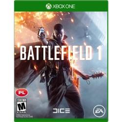 Battlefield 1 XONE używana PL