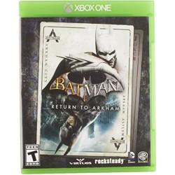Batman Return to Arkham XONE używana PL