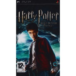 Harry Potter and the Half-Blood Prince PSP używana ENG
