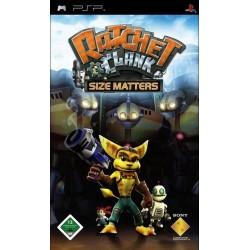 Ratchet & Clank Size Matters PSP używana ENG