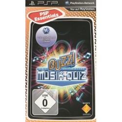Buzz! Das ultimative Musik-Quiz PSP używana DE
