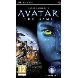 James Cameron's Avatar PSP używana ENG
